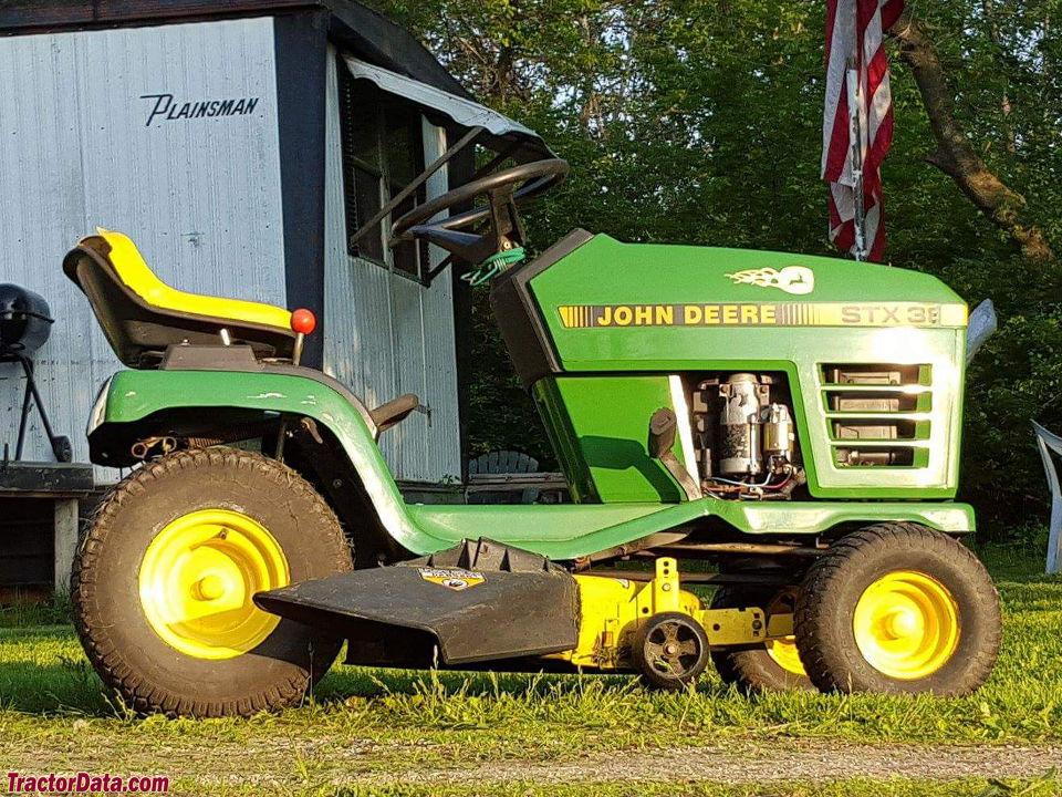 John Deere STX38