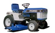 Ford LGT-14H lawn tractor photo