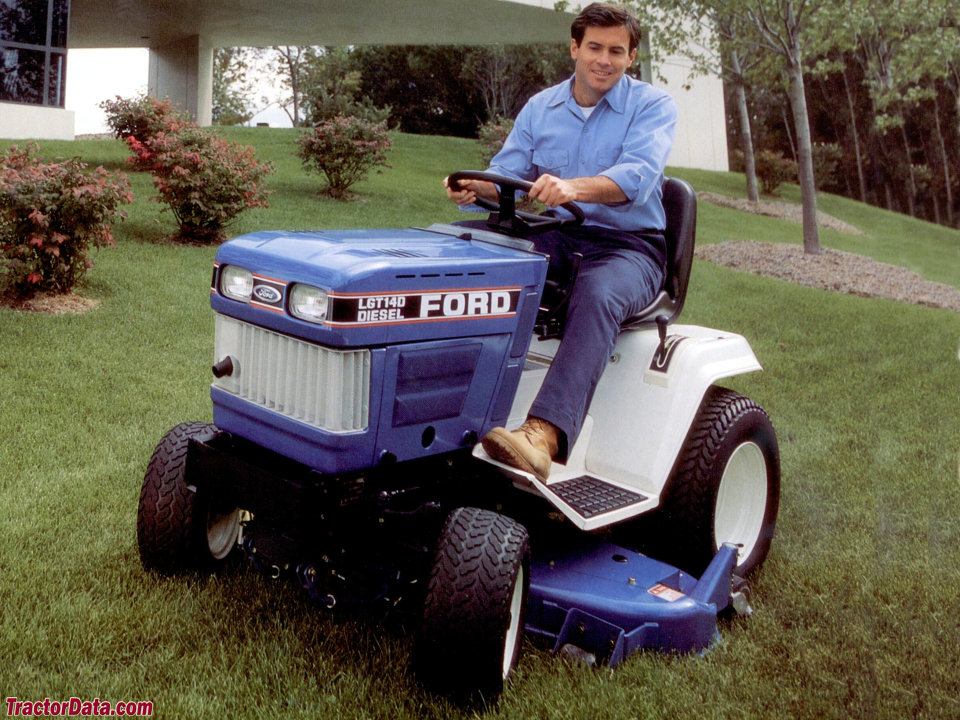 Ford LGT14D marketing photo.