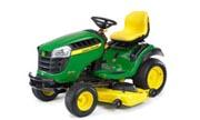 John Deere D170 lawn tractor photo