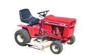 Cub Cadet 382 lawn tractor photo