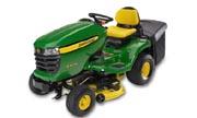 John Deere X300R lawn tractor photo