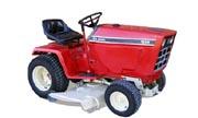 Cub Cadet 1282 lawn tractor photo