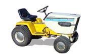 Cub Cadet 1572 lawn tractor photo