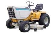 Cub Cadet 2072 lawn tractor photo