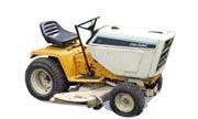 Cub Cadet 580 lawn tractor photo