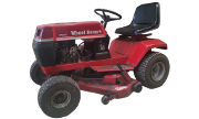 Wheel Horse 210-4 lawn tractor photo