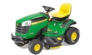 John Deere X145 lawn tractor photo