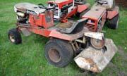 Simplicity Broadmoor 5008 1690008 lawn tractor photo