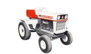 Bolens 1250 lawn tractor photo