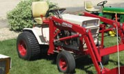 Bolens 1455 lawn tractor photo