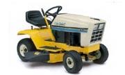 Cub Cadet 1020 lawn tractor photo