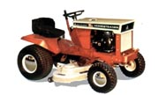 Allis Chalmers Homesteader 6 lawn tractor photo