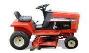 Allis Chalmers 608 LTD lawn tractor photo