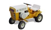 Craftsman 131.8450 lawn tractor photo