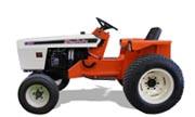 Simplicity 4040 PowrMax lawn tractor photo