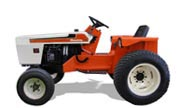 Simplicity 9020 PowrMax lawn tractor photo