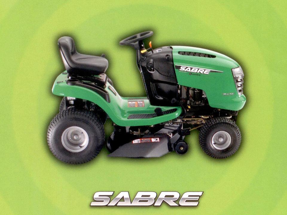 Sabre 1642HS promotional image.