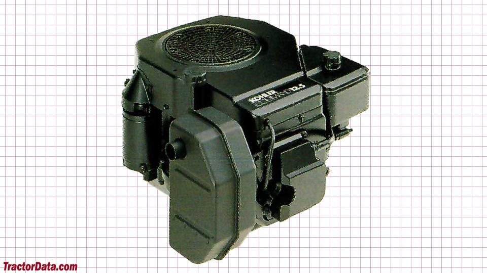 New Holland LS25 engine image
