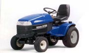 New Holland GT22 lawn tractor photo