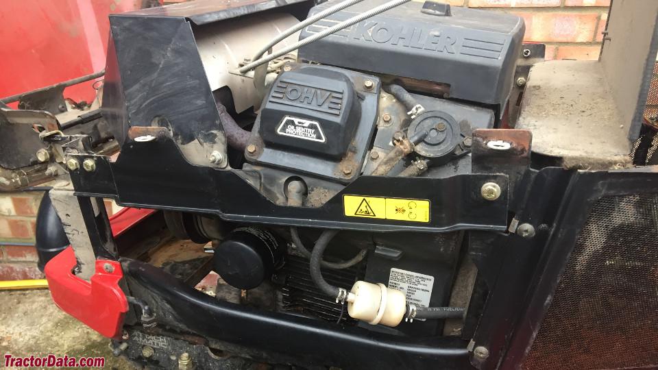 Toro 520xi engine image