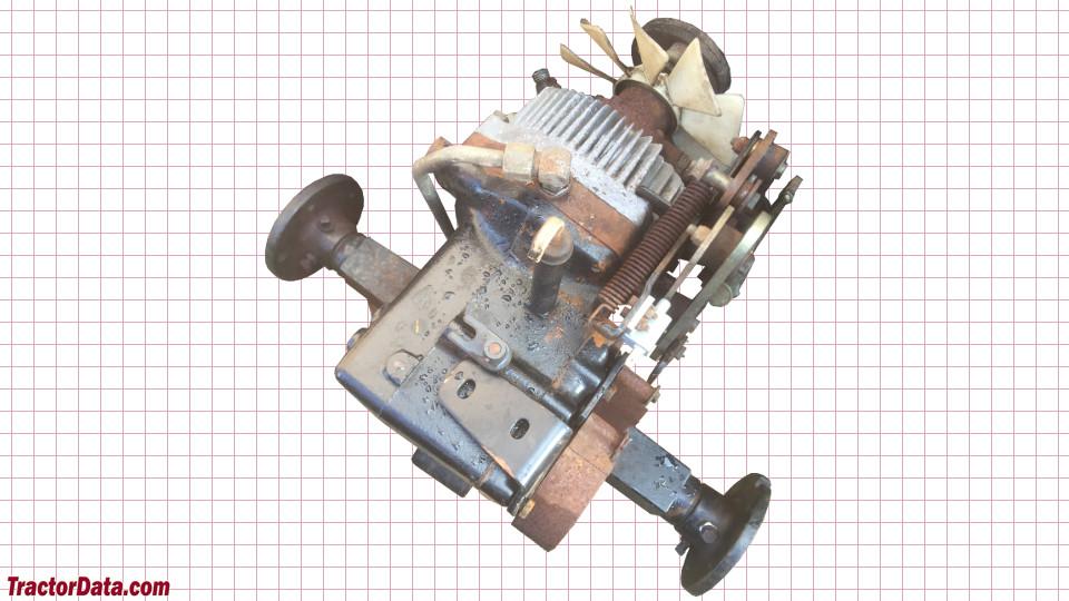 Toro 520Lxi transmission image