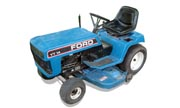 Ford YT-14 9809209 lawn tractor photo