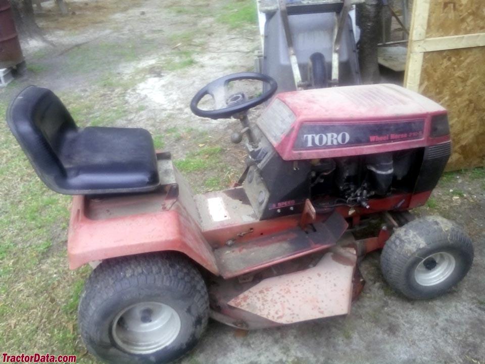 Wheel Horse 210-5