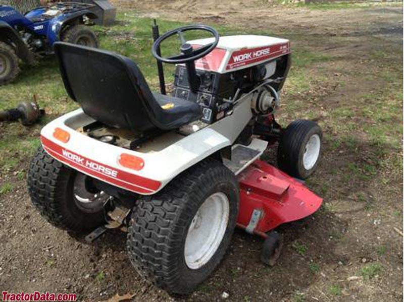 Wheel Horse GT-1100