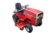 Massey Ferguson 1650 lawn tractor photo
