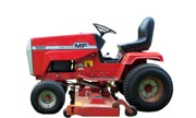 Massey Ferguson 1655 lawn tractor photo