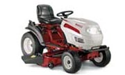 White GT 2550 lawn tractor photo