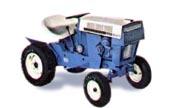 Sears Suburban 8 917.60645 lawn tractor photo