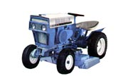 Sears Suburban 10 917.60646 lawn tractor photo