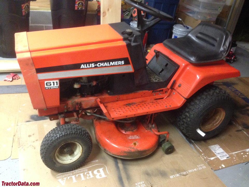 Allis Chalmers 611 Hydro
