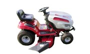 White LT 942H lawn tractor photo