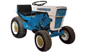 Ford 120 lawn tractor photo