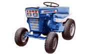 Ford 140 lawn tractor photo
