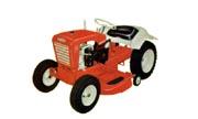 Springfield 65TE-6 lawn tractor photo