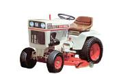Bolens 1254 lawn tractor photo