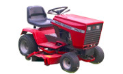 Massey Ferguson 114LTX lawn tractor photo
