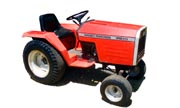 Massey Ferguson 318GTX lawn tractor photo