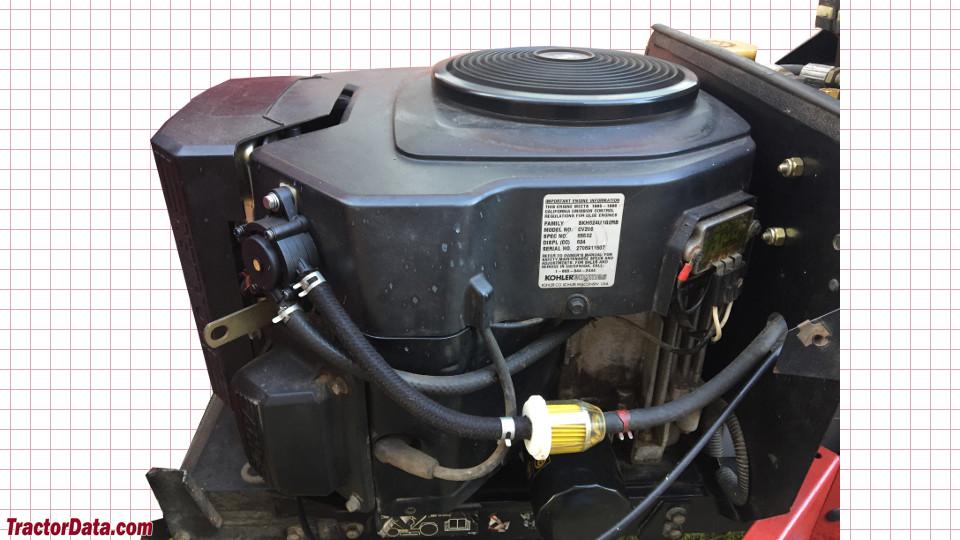 Wheel Horse 270-H engine image