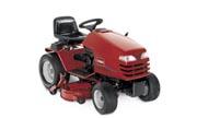 Toro Wheel Horse 419XT lawn tractor photo