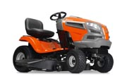 Husqvarna YTH23V42 lawn tractor photo