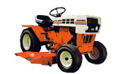 Roper T02251R RT-10 lawn tractor photo