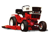 Roper T62241R RT-16 lawn tractor photo