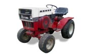 Roper T63231R RT-16T lawn tractor photo