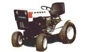 Roper T6328 16T lawn tractor photo