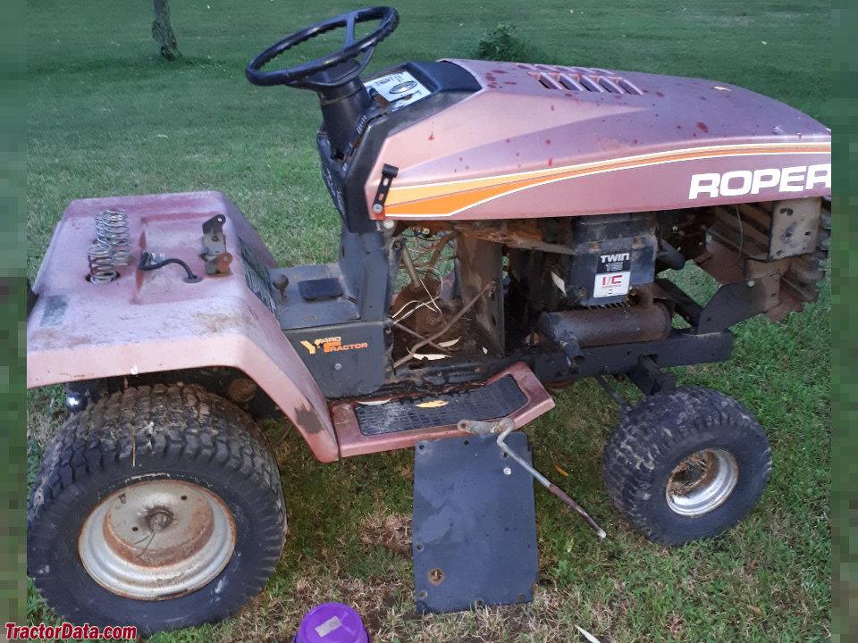 Roper YTH160BT yard tractor.